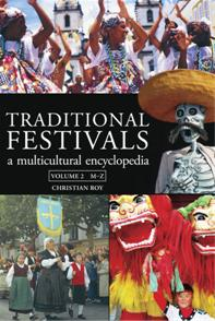 Cover image for Traditional Festivals
