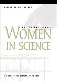International Women in Science cover image