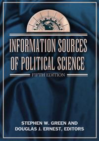 Information Sources of Political Science, 5th Edition cover image