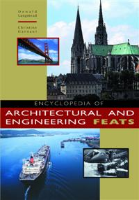 Encyclopedia of Architectural and Engineering Feats cover image