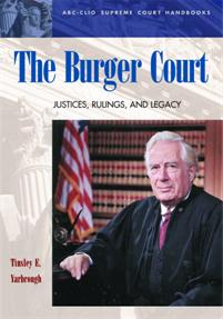 The Burger Court cover image