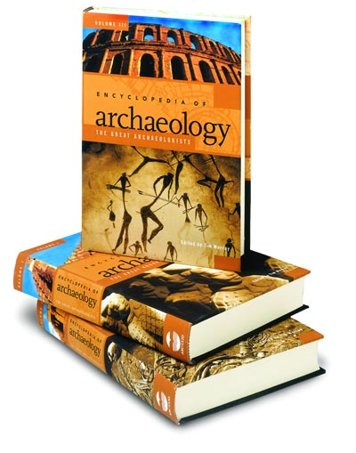 Encyclopedia of Archaeology cover image