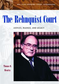 The Rehnquist Court cover image
