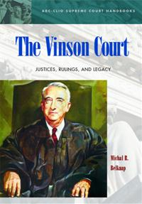 The Vinson Court cover image
