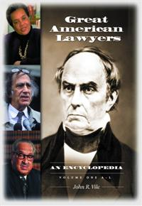 Great American Lawyers cover image