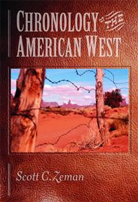 Chronology of the American West cover image