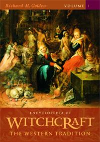 Cover image for Encyclopedia of Witchcraft