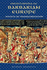 Cover image for Encyclopedia of Barbarian Europe