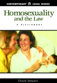Cover image for Homosexuality and the Law