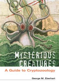 Cover Image For Mysterious Creatures