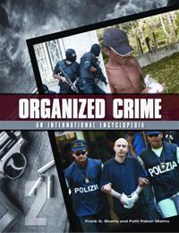 Cover image for Organized Crime