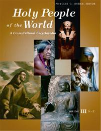 Holy People of the World cover image