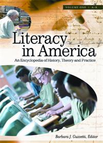 Literacy in America cover image