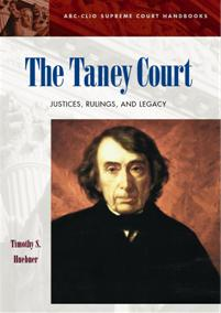 Cover image for The Taney Court