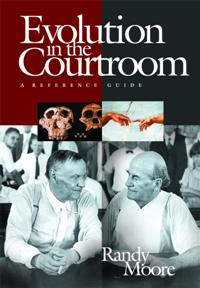 Evolution in the Courtroom cover image
