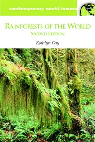 Rainforests of the World, Second Edition cover image