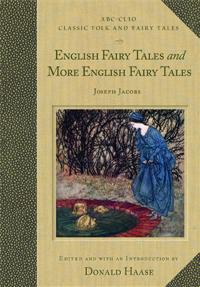 English Fairy Tales and More English Fairy Tales cover image