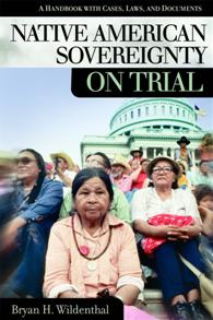 Native American Sovereignty on Trial cover image
