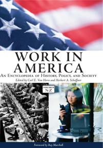 Work in America cover image