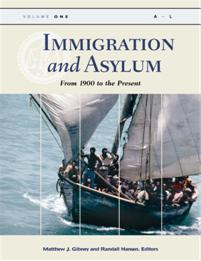 Cover image for Immigration and Asylum