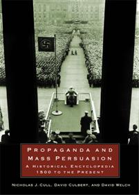 Propaganda and Mass Persuasion cover image