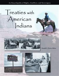 Cover image for Treaties with American Indians