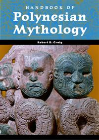 Handbook of Polynesian Mythology cover image