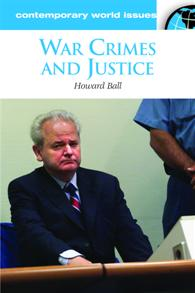 War Crimes and Justice cover image