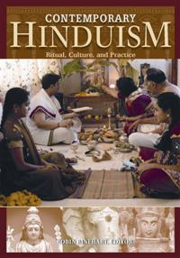 Contemporary Hinduism cover image