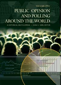 Public Opinion and Polling around the World cover image