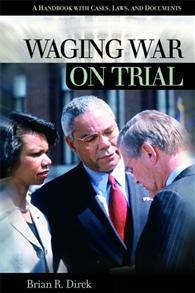 Waging War on Trial cover image