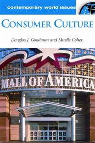 Consumer Culture cover image