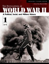 The Encyclopedia of World War II cover image