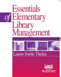 Essentials of Elementary School Library Management cover image