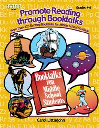 Promote Reading Through Booktalks cover image