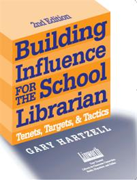 Building Influence for the School Librarian cover image