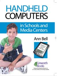 Handheld Computers in Schools and Media Centers cover image