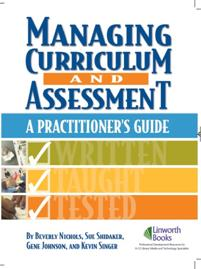 Managing Curriculum and Assessment cover image