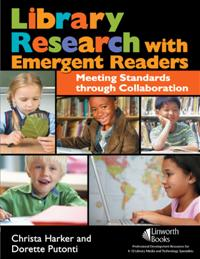 Library Research with Emergent Readers cover image