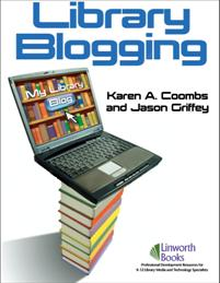 Library Blogging cover image