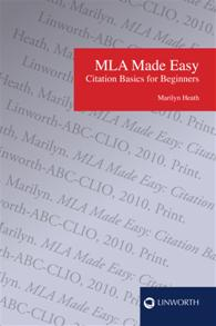 MLA Made Easy cover image