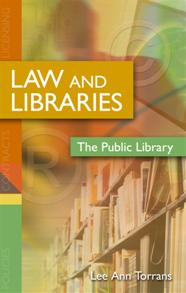 Cover image for Law and Libraries