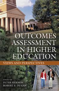 Outcomes Assessment in Higher Education cover image
