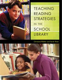 Teaching Reading Strategies in the School Library cover image