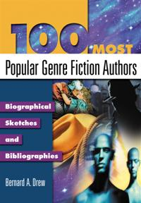 100 Most Popular Genre Fiction Authors cover image
