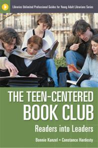 Cover image for The Teen-Centered Book Club