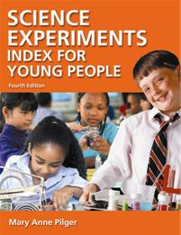 Science Experiments Index for Young People cover image