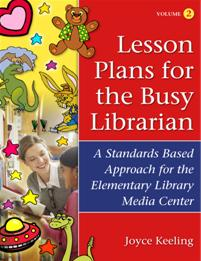Lesson Plans for the Busy Librarian cover image