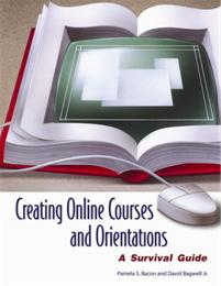 Creating Online Courses and Orientations cover image