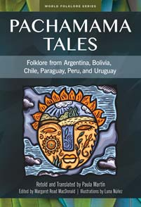 Pachamama Tales cover image